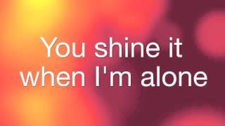Lights   Ellie Goulding Lyric Video