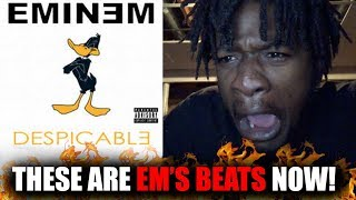 These Are Eminem's Beats Now! | Eminem - Despicable (Freestyle) REACTION! (Revisited)