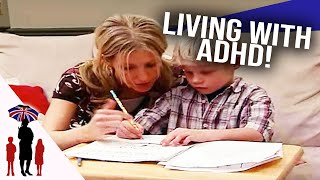 How to make life better for a child with ADHD | Supernanny