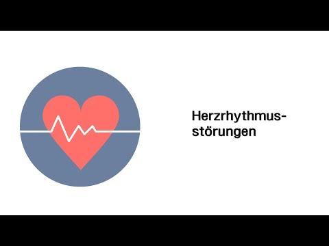 Hirnschäden bei Hypertonie