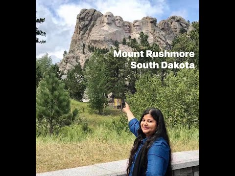 Majestic Mount Rushmore//colossal sculpture//Black Hills// South Dakota