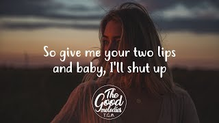 Gambar cover Greyson Chance - shut up (Lyrics / Lyric Video)
