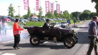 preview picture of video 'Vintage Cars: Via Regia Classic 2009 -  Oldtimer'