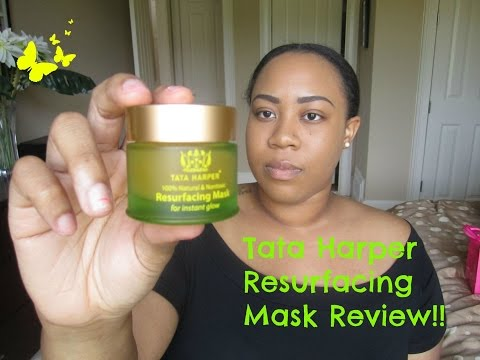 Resurfacing Mask by tata harper #5