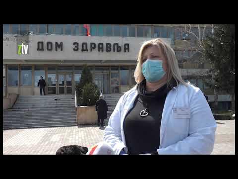 Dr Bojana Radojević: Kroz Respiratornu jedinicu do sada je prošlo 150 pacijenata