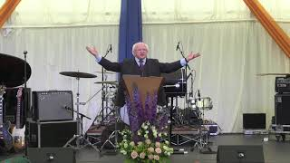 Speech By President Higgins At A Garden Party To Mark Bloomsday 2018