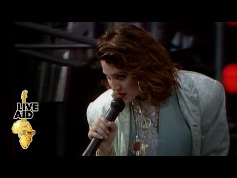 Madonna - Into The Groove (Live Aid 1985)