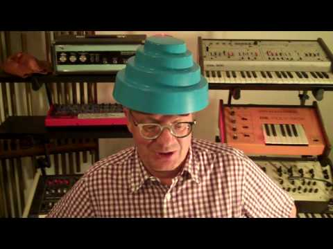 Mark Mothersbaugh DEVO promo for Atlanta, GA 2010