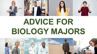 Advice for biology majors | how to succeed in biology