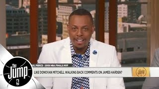 Paul Pierce to Donovan Mitchell: You will have your day one day | The Jump | ESPN