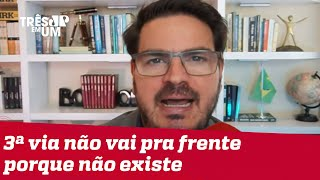 Rodrigo Constantino: Não há dois extremos entre a esquerda e a direita para 2022