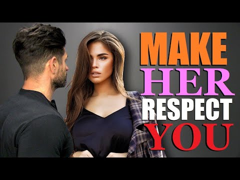 Do THIS to Get Girls to RESPECT YOU! (Without Being a Jerk)