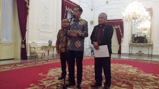 Jokowi Utus Din Syamsuddin Sampaikan Kerukunan Umat Beragama Indonesia kepada Dunia
