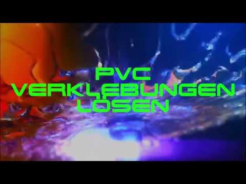 Lösen von PVC Verklebungen