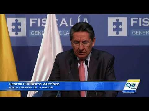 Gobernador de Nariño refutó señalamientos y acusó al Fiscal de intereses políticos