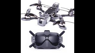 Flywoo 235mm 5 Inch 6S F4 Bluetooth FPV Racing Drone BNF w/ DJI FPV Air Unit & Goggles 23