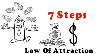 Law Of Attraction: Manifest More Money Using 7 Simple Steps