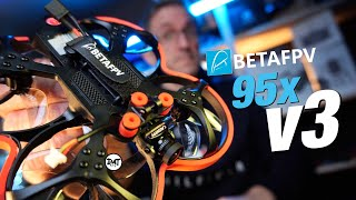 BetaFPV Beta 95X v3 CineWhoop HD Caddx Vista