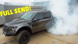 700 WHP Supercharged V8 Swapped Ford Raptor!! *Dyno, Burnouts, Off Road*
