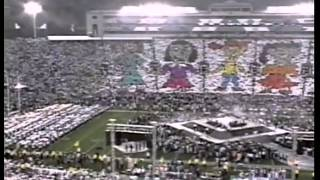 Michael Jackson - Superbowl Medley - Heal The World 1993