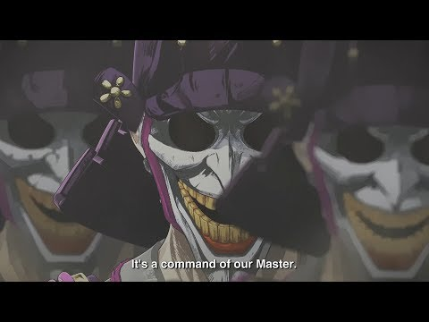 BATMAN NINJA - Japanese Trailer English Subs (12/01 release)
