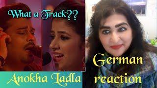 German Reaction | Anokha Laadla | Coke Studio Pakistan Season 9 | Basit Ali & Damia Farooq | Strings