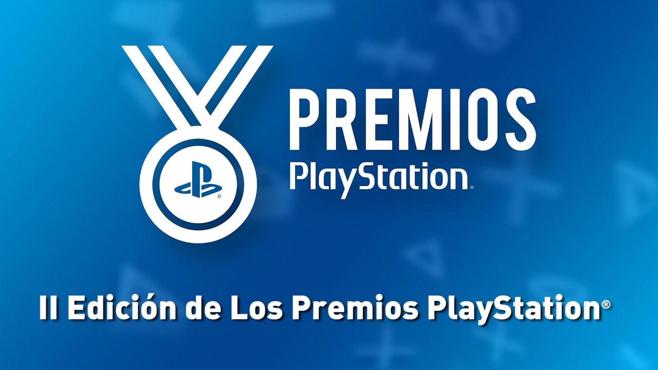 Disfruta en directo de la entrega de los Premios PlayStation