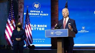 Joe Biden en appelle à une prise de conscience de Donald Trump