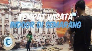 Suhu Panas di Semarang, 5 Tempat Wisata Indoor Ini Bisa Dikunjungi