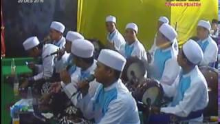 Az zahir Astaghfirullah Robbal Baroya versi Kelangan