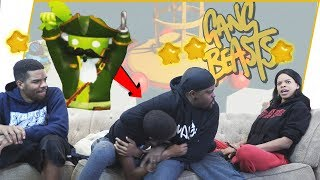 Getting Beat Virtually AND In Real Life! - Gang Beast Gameplay