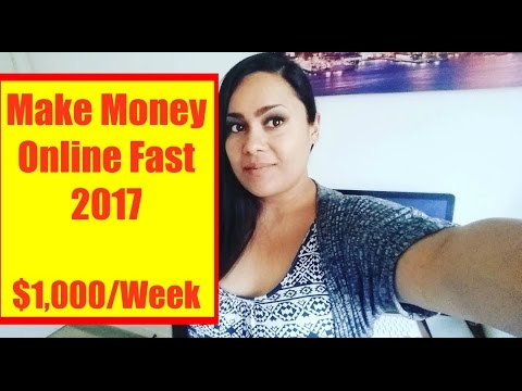 How To Make Money Online  [Work at Home Jobs Legitimate] Make Money Online $300 Per Day