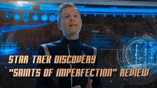"""DT057: Star Trek Discovery """"Saints of Imperfection"""" Review (Season 2 Episode 5)"""