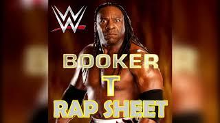 WWE: Rap Sheet (Booker T) + AE (Arena Effect)