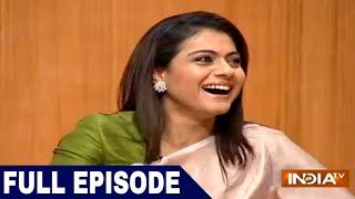 Kajol in Aap Ki Adalat (Full Episode)