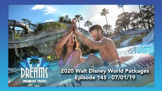 Walt Disney World 2020 Vacation Packages | 07/01/19