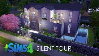 🏠 The Sims 4 | full home tour - first villa [no cc]