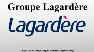 Groupe Lagardère