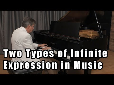 The Two Types of Infinite Expression