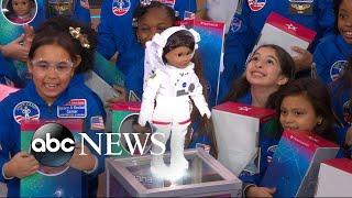 Meet American Girl's 2018 Girl of the Year: Aspiring astronaut Luciana Vega