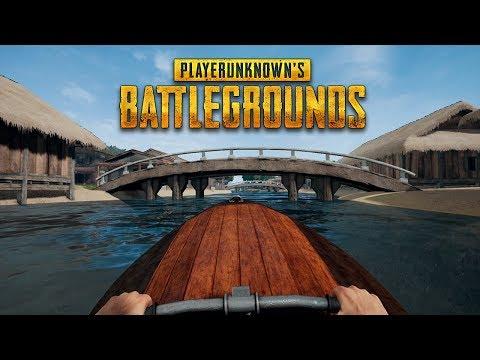 PRVNÍ HRY NA NOVÉ TROPICKÉ MAPĚ! - Battlegrounds