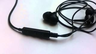 Apple iPhone Ohrhörer vs. Denon AHC 560 R In-Ear Ohrhörer für iphone