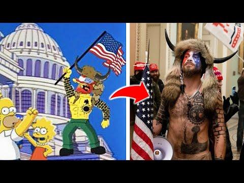8 neuvěřitelných předpovědí ze seriálu Simpsonovi, které se opravdu staly