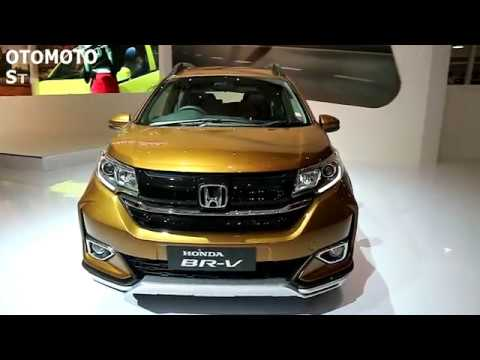 New Honda Br V Prestige 2019exterior And Interior Otomoto Street