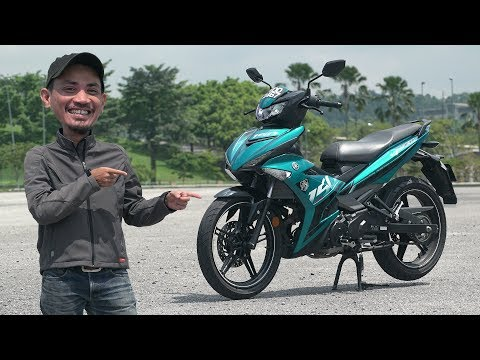 ULASAN VIDEO: Yamaha Y15ZR 2019 (V2) review + Dyno + Drag race di Malaysia