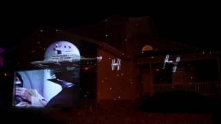 Star Wars: The Dark Side (3D Projection Show) - Happy Halloween!
