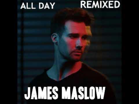 James Maslow - All Day (Remixed) [Full Album]