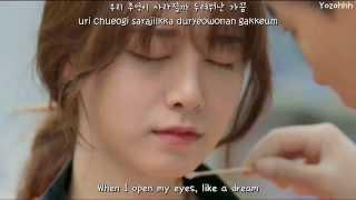 Kim Tae Hyun (DICKPUNKS) - Tears Fall (눈물이 펑펑) FMV (Angel Eyes OST)[ENGSUB + Romanization + Hangul]