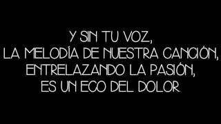 Sin Tu Amor   Eva Ruiz || Letra