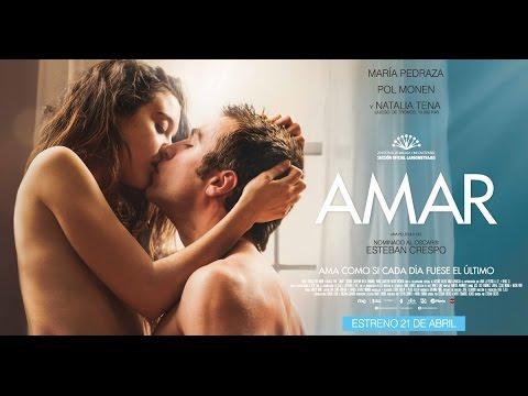 AMAR -  Luces y sombras del primer amor en la primera película de Esteban Crespo